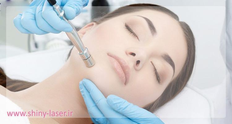 مزونیدلینگ برای جوانسازی و از بین بردن لکه های صورت